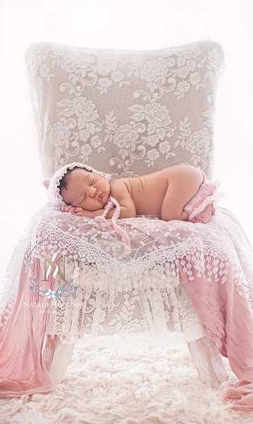 Digital Newborn Backdrop