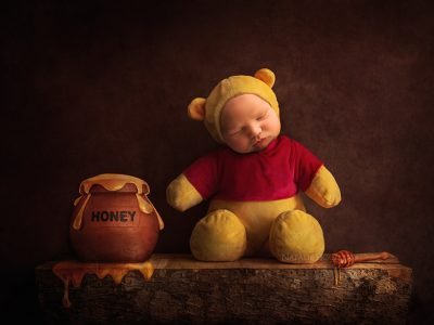 Winnie the Pooh, Digital Backdrops, Newborns, Newborn backdrops, poppets, photography backdrops, digital photography, photoshop editing